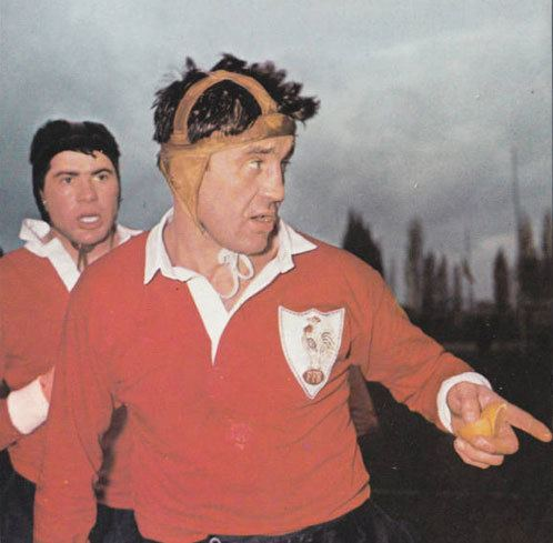 Lucien Mias IRB Rugby Hall of Fame Lucien Mias Ou Grote Rugby