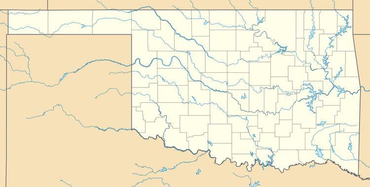 Lucien, Oklahoma