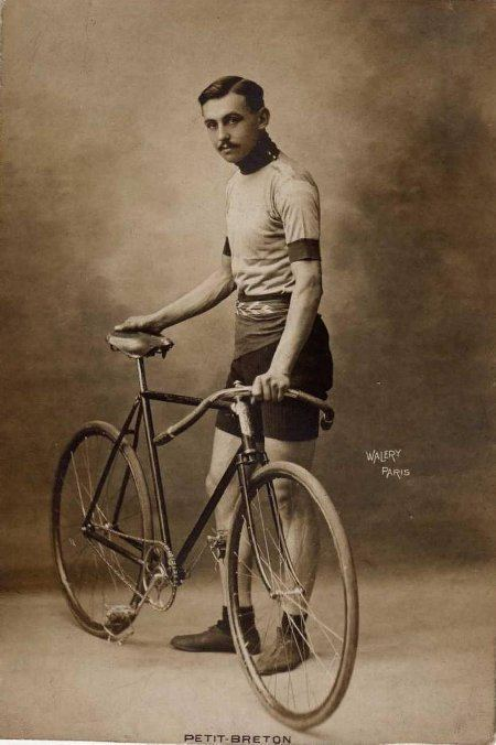 Lucien Petit-Breton Cyclopunk Daily Cycling Facts 130712