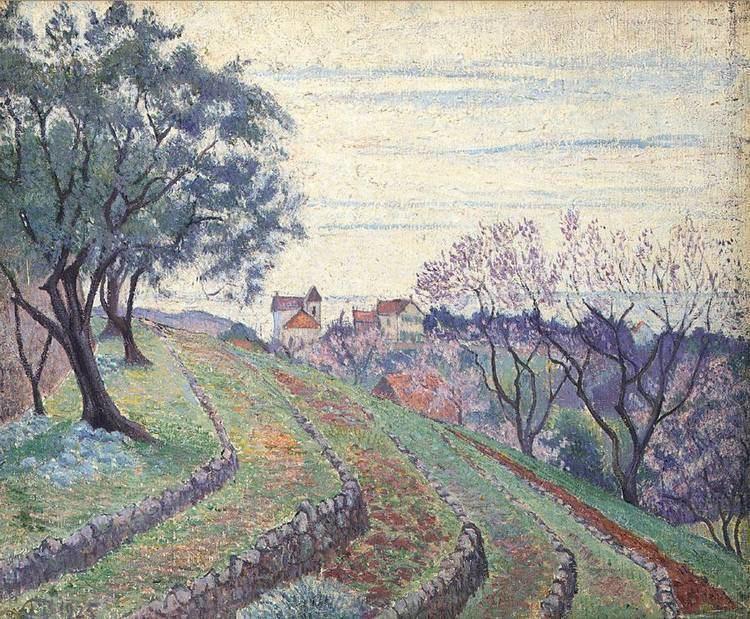 Lucien Pissarro Lucien Pissarro Works on Sale at Auction amp Biography