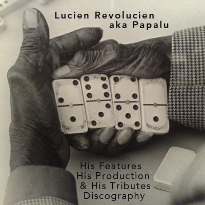 Lucien Revolucien Native Tongues Slept on Artist Lucien Revolucien