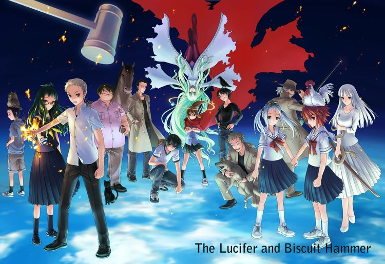 Lucifer and the Biscuit Hammer 1 The Lucifer And Biscuit Hammer HD Wallpapers Backgrounds