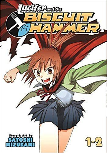 Lucifer and the Biscuit Hammer Amazoncom Lucifer and the Biscuit Hammer Vol 12 9781626920859