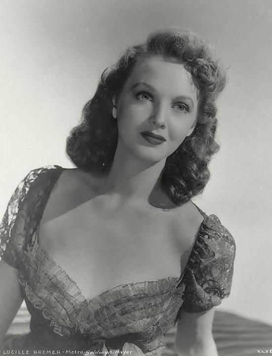 Lucille Bremer Pin by Christine Nagy on Lucille Bremer Tana Pinterest