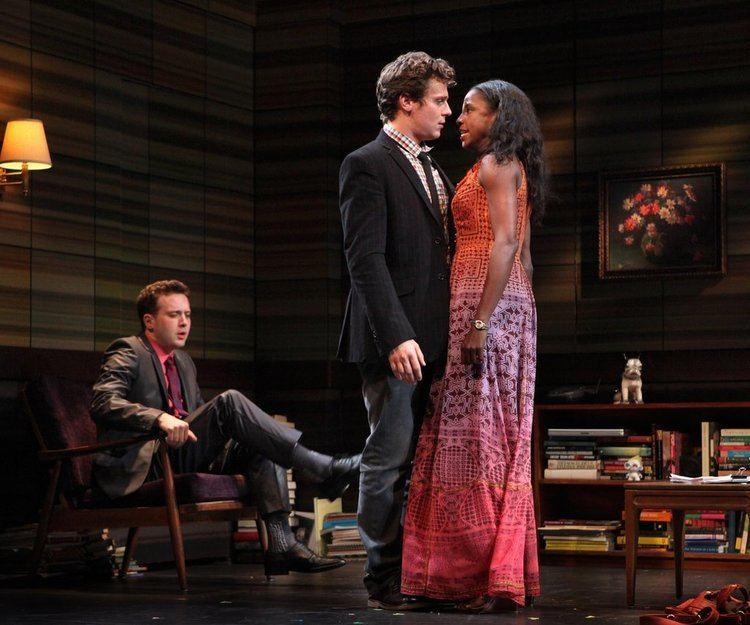 Lucille Lortel The Submission at Lucille Lortel Theater Review The New York Times