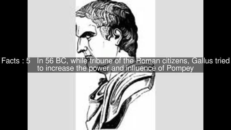 Lucius Caninius Gallus Lucius Caninius Gallus Top 11 Facts YouTube
