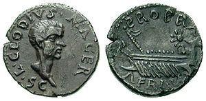 Lucius Clodius Macer Lucius Clodius Macer Wikipedia