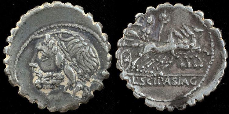 Lucius Cornelius Scipio Asiaticus (consul 83 BC)