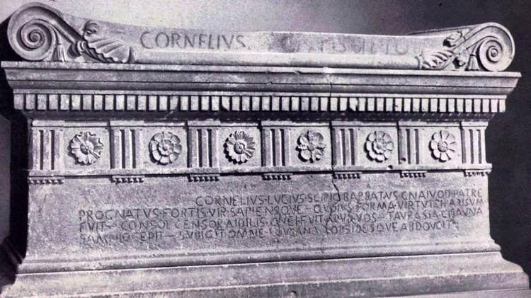 Lucius Cornelius Scipio Barbatus