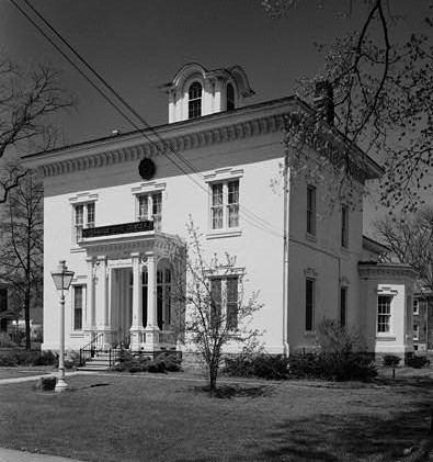 Lucius Gleason House
