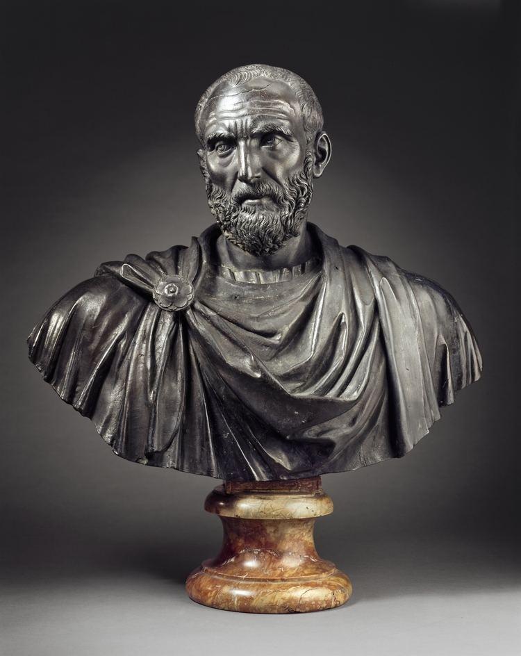Lucius Junius Brutus FileLudovico Lombardo Bust of Lucius Junius Brutusjpg