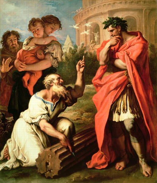 Lucius Tarquinius Priscus Omnis Rerum Romanitatum licensed for noncommercial use only