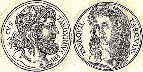 Lucius Tarquinius Priscus Lucius Tarquinius Priscus Crystalinks