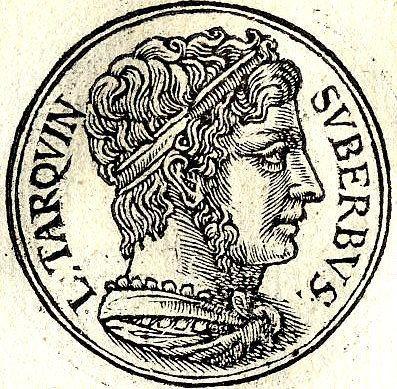 Lucius Tarquinius Superbus Lucius Tarquinius Superbus Wikipedia the free encyclopedia