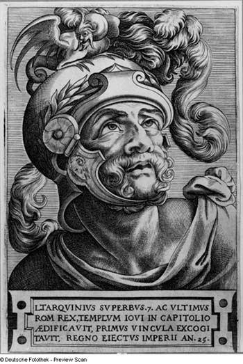 Lucius Tarquinius Superbus Lucius Tarquinius Superbus Crystalinks