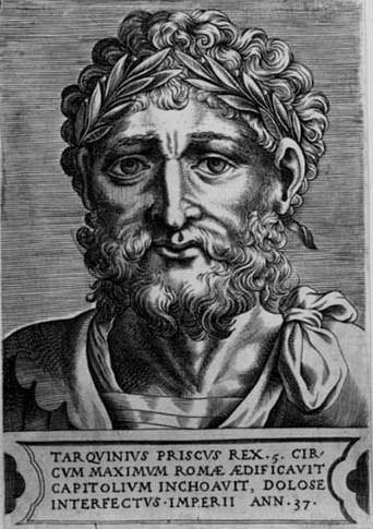 Lucius Tarquinius Superbus Lucius Tarquinius Priscus Crystalinks