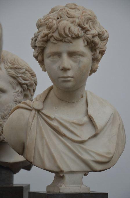 Lucius Verus Maia Atlantis Ancient World Blogs