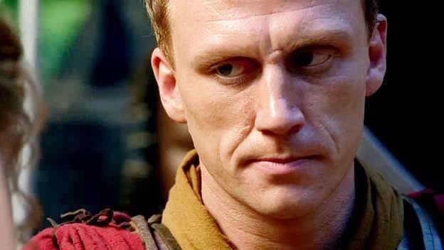 Lucius Vorenus alexandral Rome quotDeus Impeditio Esuritori Nullusquot