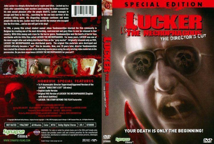 Lucker (film) Lucker the Necrophagous Most Disturbing Twisted Eccentric Edgy