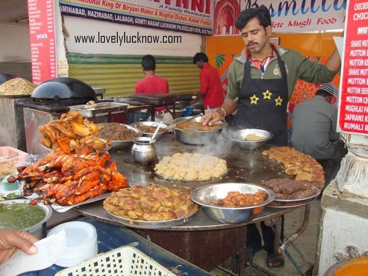 Lucknow Cuisine of Lucknow, Popular Food of Lucknow