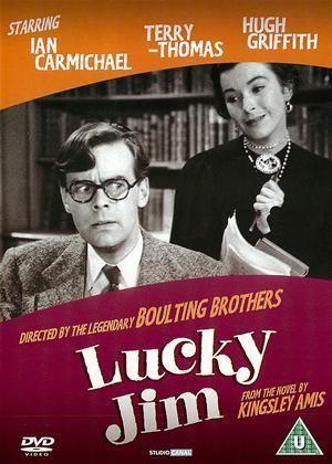 Lucky Jim (1957 film) Rent Lucky Jim 1957 film CinemaParadisocouk