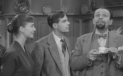 Lucky Jim (1957 film) Lucky Jim 1957 starring Ian Carmichael TerryThomas Hugh