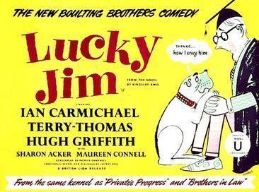 Lucky Jim (1957 film) Lucky Jim 1957 film Wikipedia