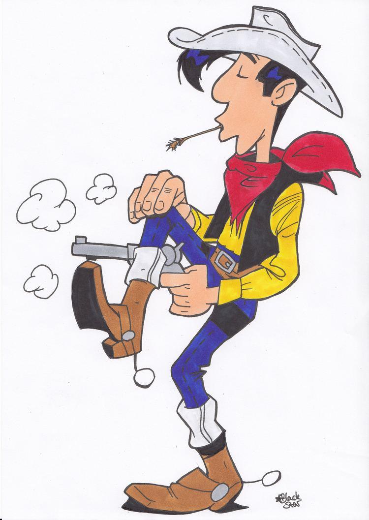 Lucky Luke 1000 images about Lucky Luke on Pinterest Clip art Art and Book