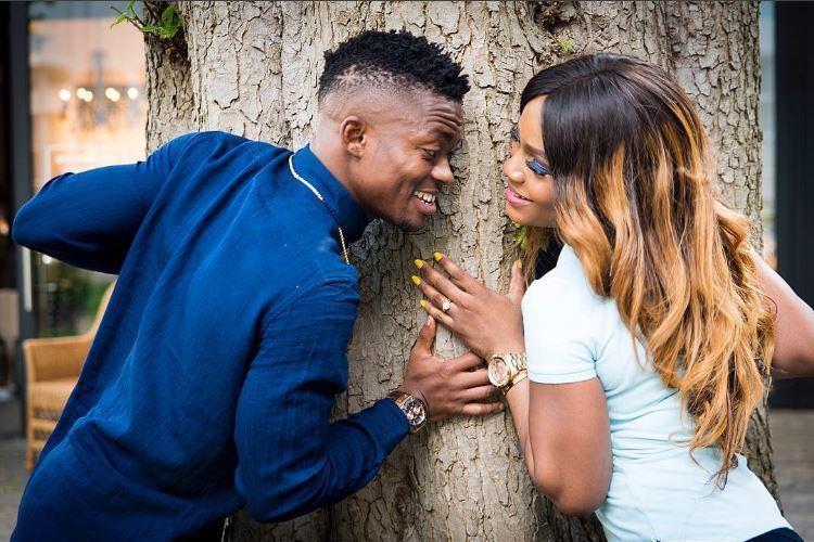 Lucky Omeruo Lucky Omeruo Nigerian Footballer Set To Wed Unveils PreWedding