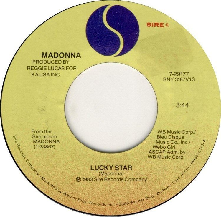 Lucky Star (Madonna song)