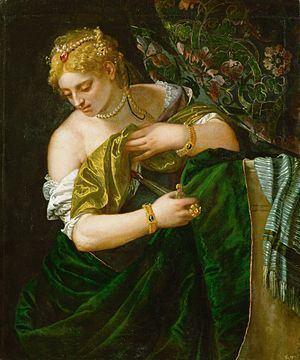 Lucretia (Veronese) httpsuploadwikimediaorgwikipediacommonsthu