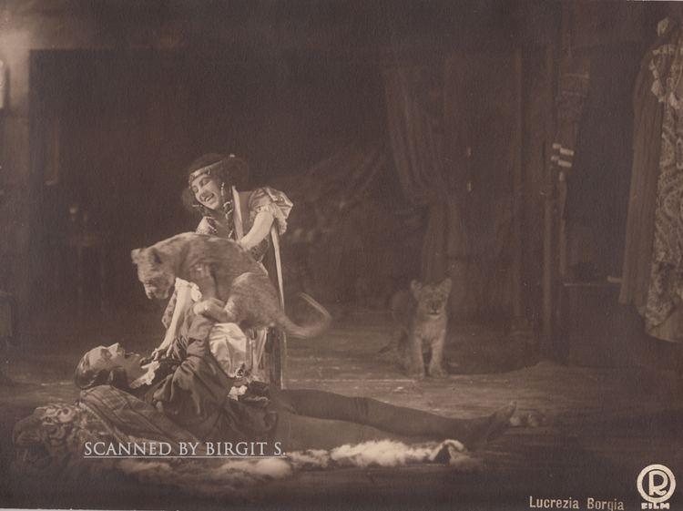Lucrezia Borgia (1922 film) Lucrezia Borgia 1922 Conrad Veidt