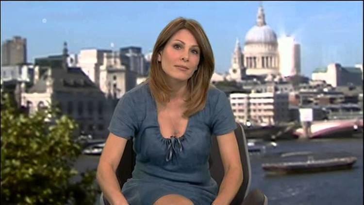 Lucrezia Millarini Lucrezia Millarini ITV London Tonight 372014 Evening YouTube