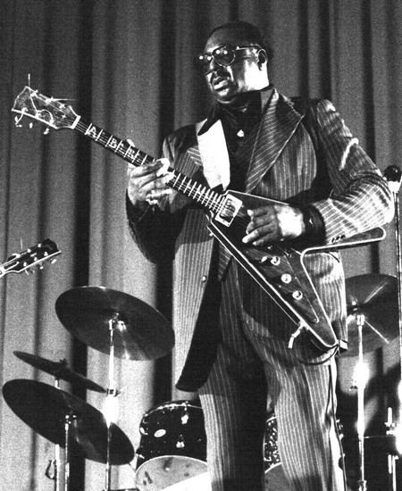 Lucy (Albert King guitar)