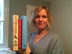 Lucy Atkins BBC Oxford Book Club Lucy Atkins