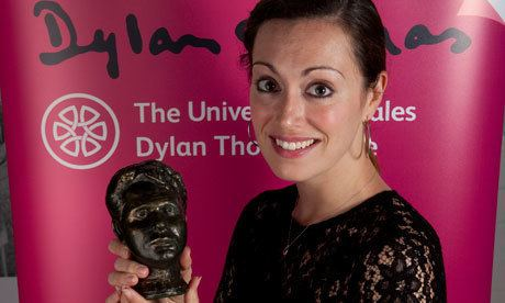 Lucy Caldwell Dylan Thomas prize goes to Lucy Caldwell Books The