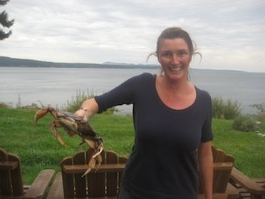 Lucy Dahl Crabbing Dahlstyle Lucy Dahl
