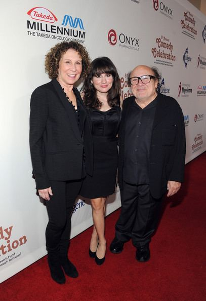 Lucy DeVito Lucy DeVito Pictures International Myeloma Foundation