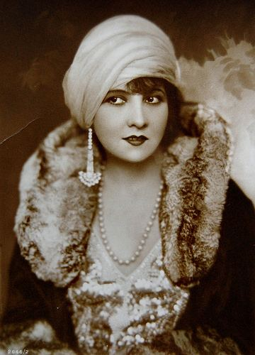 Lucy Doraine Lucy Doraine Hungarian silent film actress dogpossumorg