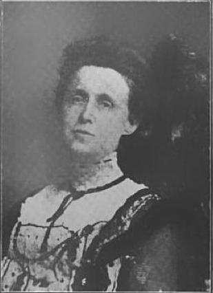 Lucy Dorsey Iams