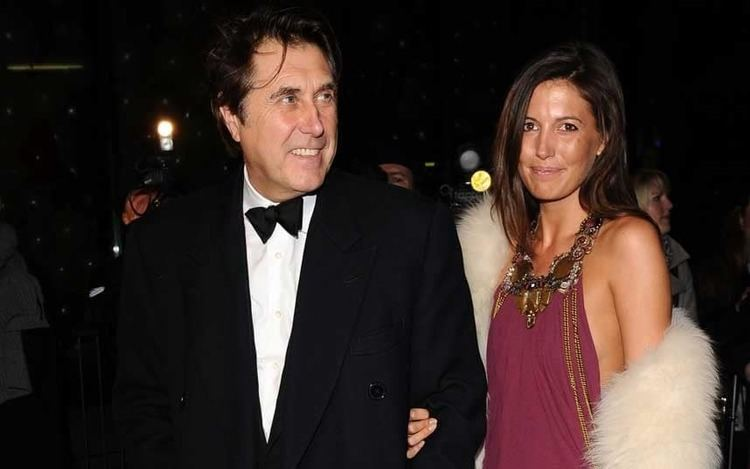 Lucy Ferry What39s her name Roxy Music39s Bryan Ferry splits from wife