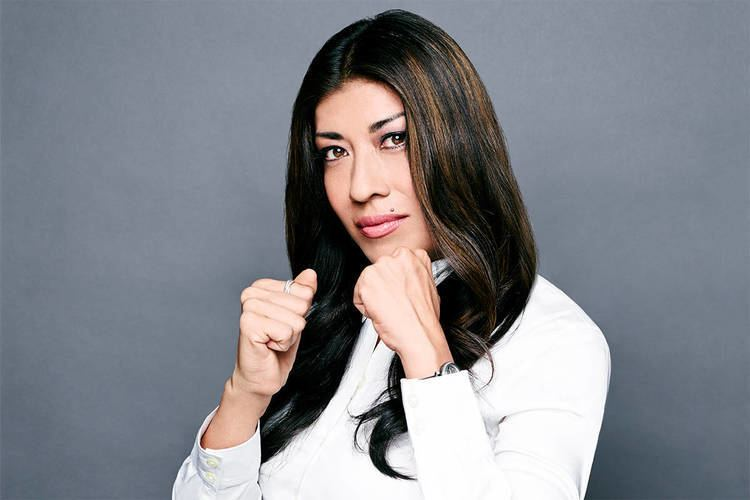 Lucy Flores Lucy Flores for Lieutenant Governor Gang Girl to Governor