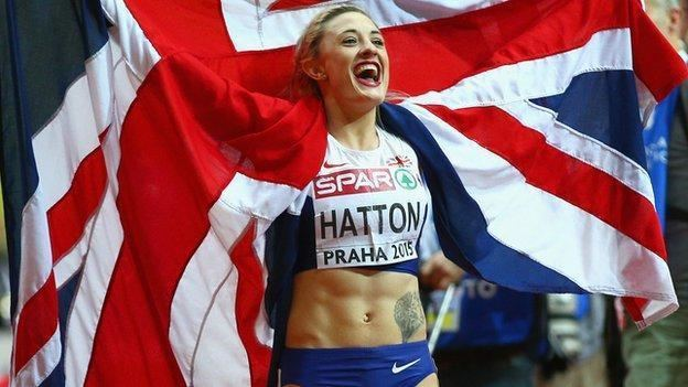 Lucy Hatton Team GB Lucy Hatton not rolling over after athlete nationality