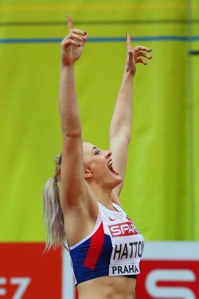 Lucy Hatton Lucy Hatton Euros Medallist Athletics SponsorshipPledge Sports