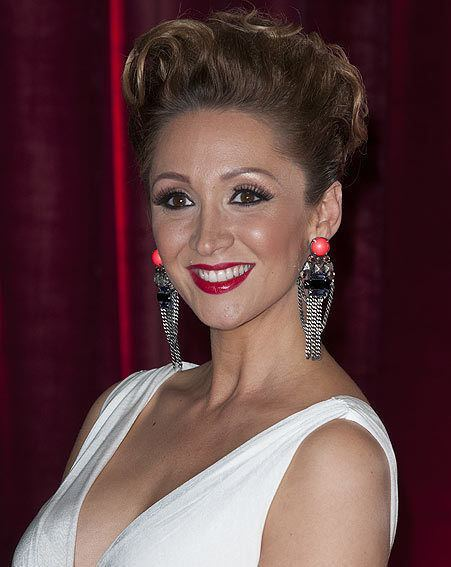 Lucy-Jo Hudson LucyJo Hudson trending pictures and gossip from OK