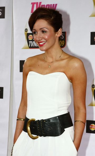 Lucy-Jo Hudson Lucy Jo Hudson Pictures TV Now Awards Arrivals Zimbio