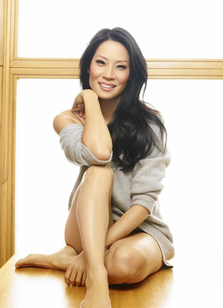Lucy Liu Lucy Liu 39I39ve never had issues with food39 NY Daily News