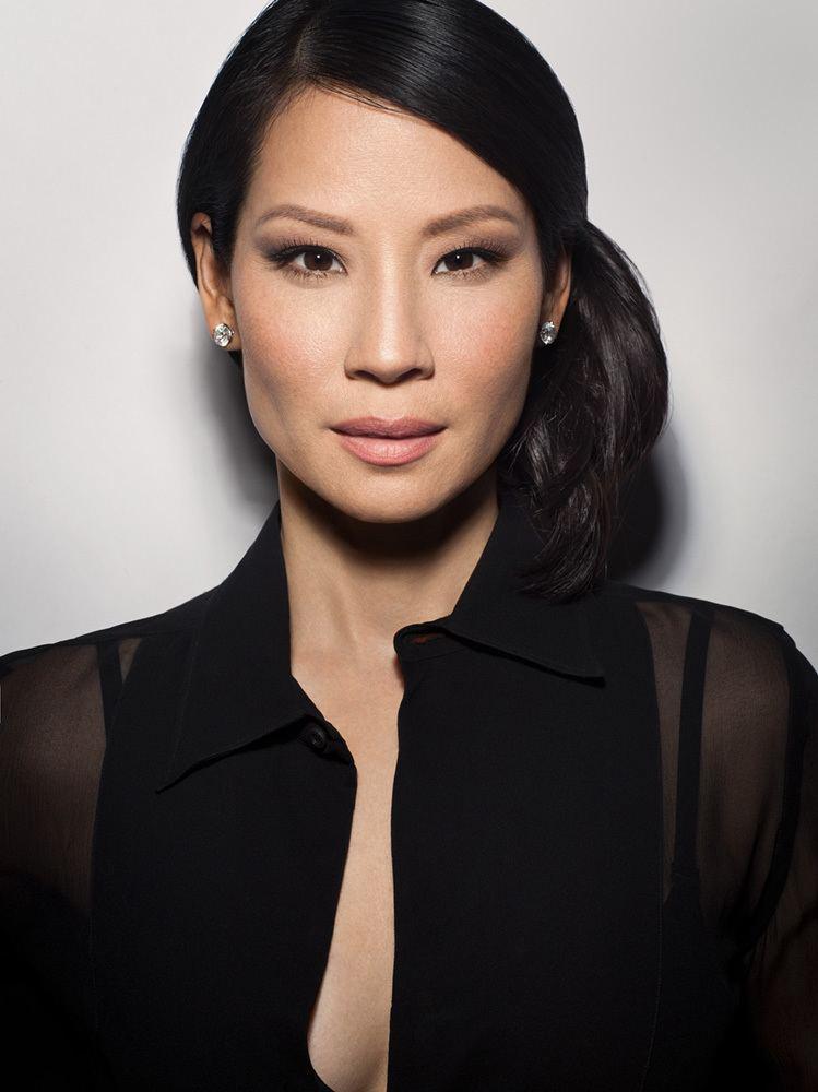 Lucy Liu Lucy Liu Graphis