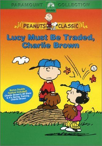 Lucy Must Be Traded, Charlie Brown Amazoncom Peanuts Lucy Must Be Traded Charlie Brown Travis