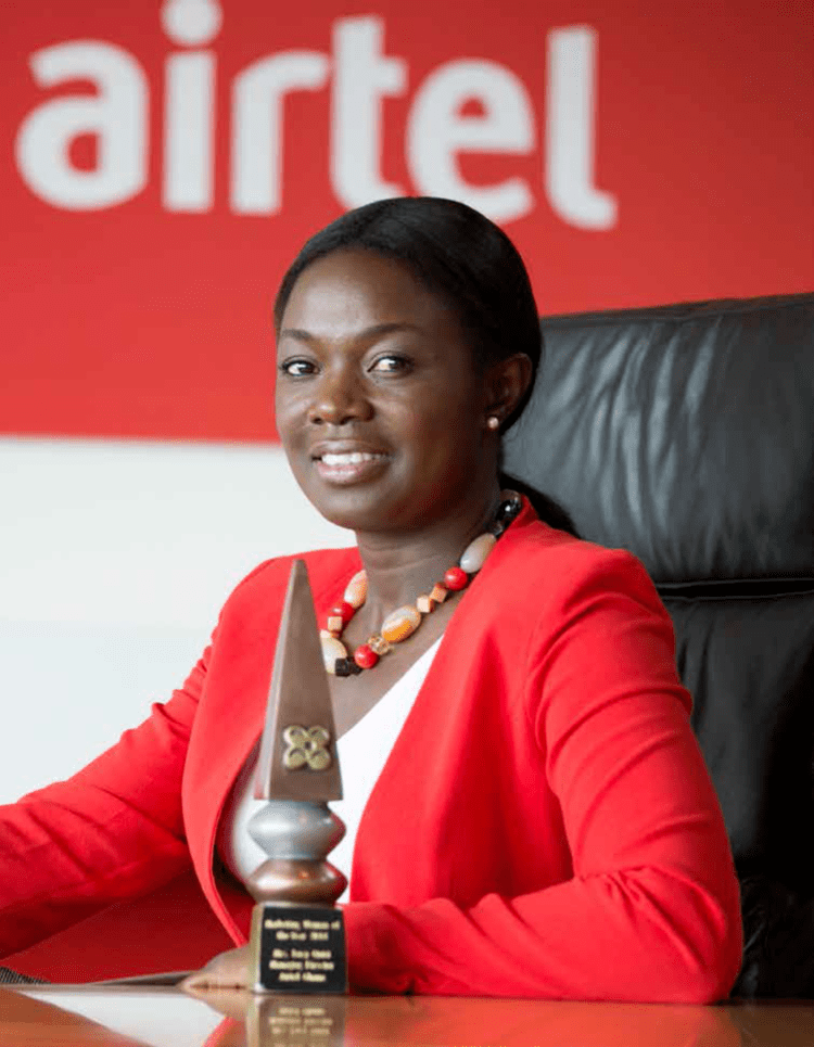 Lucy Quist Lucy Quist Business World Ghana